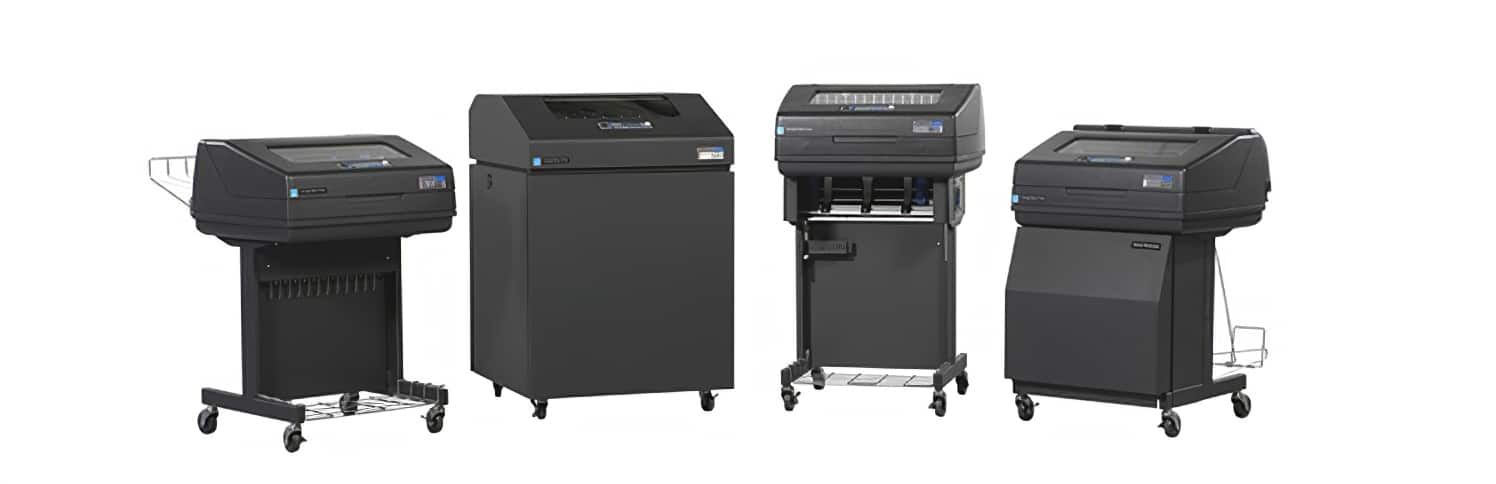 Zeilenmatrixdrucker